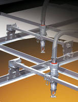 Fire Sprinkler Connector enables fast, clean installations.