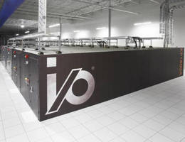 I/O Completes 3.6 MVA Customer Installation of Modular Data Center Platform at I/O NEW JERSEY