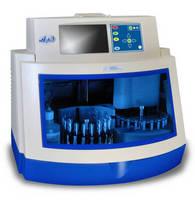 Automated Osmometer eliminates manual pipetting.