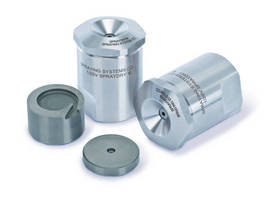 Spray Drying Nozzles resist clogging.