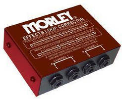 Morley® Issues Correction