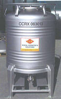 CCR's Aseptic 211 Gallon/800L Cylindrical Food Grade Tanks are More Durable