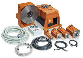 New Motor and Gear Unit Packages will Allow Integrators to Easily and Economically Create Custom External Axis Systems