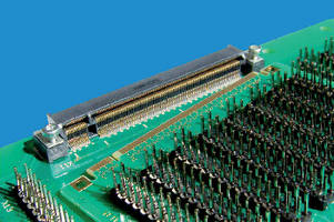 Board Edge Connector suits automotive applications.