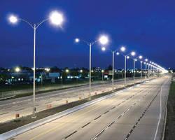 Street Lighting Control System monitors power usage.