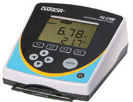 Benchtop Meters feature compact design with oversized display.