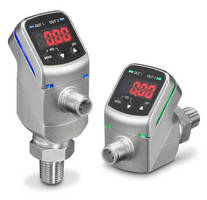 Rugged Multi-Function Digital Pressure Sensor with Display