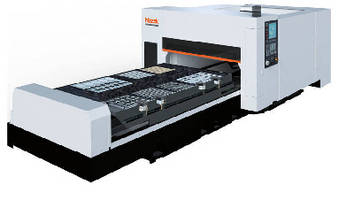 Laser Cutting System delivers power output to 6,000 W.