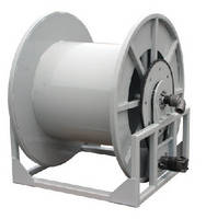 Hose Reels hold up to 500 ft of jetter hose.