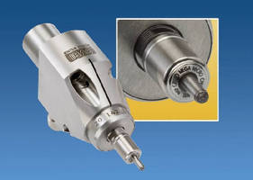 Micro Collet System optimizes milling and drilling accuracy.