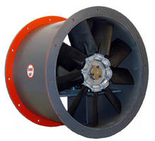 Axial Fans withstand rigors of marine environment.