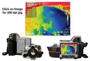 IR Imaging Camera aids quantitative biological event assessment.