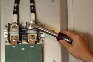 Torque Wrench features non-magnetic design.