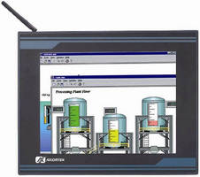 HMI Touch Panel Computer opertates from -10 to +55°C.