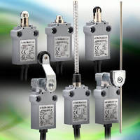 Compact Limit Switches Available from AutomationDirect