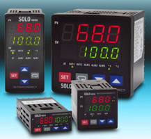 AutomationDirect Adds 24 VDC Temperature Controllers