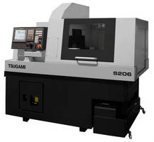 Machine Tools/Lathes feature high-torque spindles.