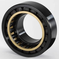 Cylindrical Roller Bearings enhance turbine gearbox reliability.