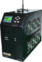 DC Load Banks offer real-time discharge monitoring on PC.