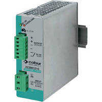 Power Supplies offer user selectable output protection.