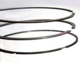Piston Ring Coating raises fuel economy, reduces CO2 emissions.