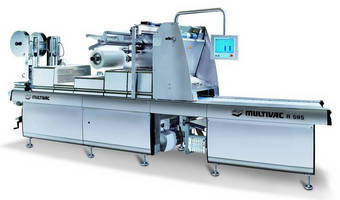Bacon Packaging Sysytem output up to 120 packs/min.