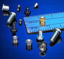 Small, Secure Fasteners accelerate compact electronics assembly.