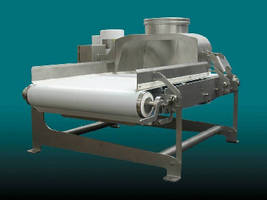 Open Frame Weighbelt Feeder suits sanitary processes.