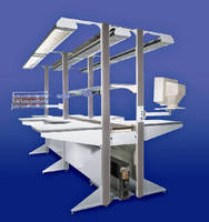 Modular Workstations accommodate changing or future needs.