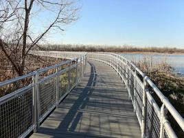 Hollaender's® Versatile Speed-Rail® Aluminum Handrail System
