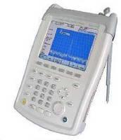 RF Spectrum Analyzer operates from 9 kHz to 3 GHz.