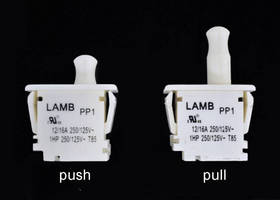 E-Switch's PP1 Series Pushbutton Switch
