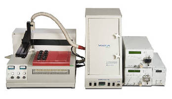 Gel Permeation Chromatography System automates sample filtering.