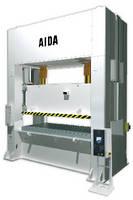 AIDA Introduces New MCX Straightside Presses
