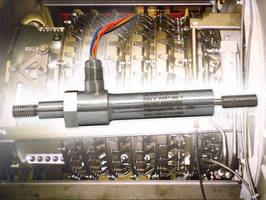 Macro Sensors LVDTs Now Certified for Use on General Electric Gas Turbines