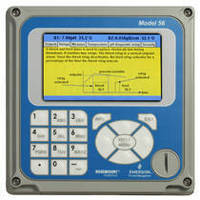Multi-Parameter Liquid Analyzer features full-color screen.
