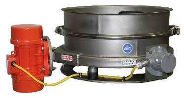 Low Profile Separator features single motor design.