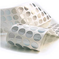 Aluminum Foil Discs with Pressure Sensitive Adhesive