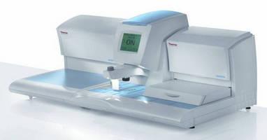 Embedding System promotes laboratory productivity.