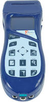 Combustion Gas Analyzer includes pre-calibrated gas sensors.
