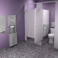 Washroom Accessories combine sustainability, durability.