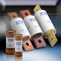 High-Speed Drive Fuses feature 600 Vac/450 Vdc rating.