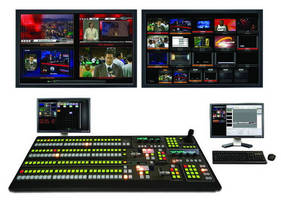Live Video Productions System works stand-alone or as upgrade.