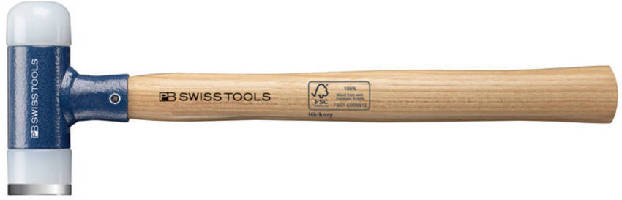 Multipurpose Mallet features balanced design.