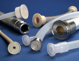 Sanitary Hose Fittings are available in variety of materials.
