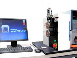 Resistance Seam Welder works with controllers up to 6.0 kA.