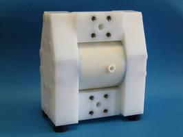 Almatec® AH High-Pressure AODD Pumps Ideal for Filter Presses