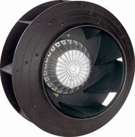 Motorized Impeller has compact, speed-controllable design.