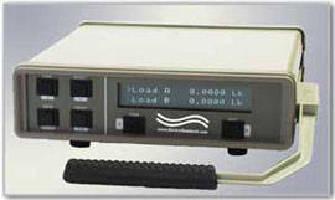 Strain Gauge Indicator provides auto setup for 25 load cells.
