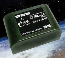Compact Switching Power Supplies support worldwide usage.